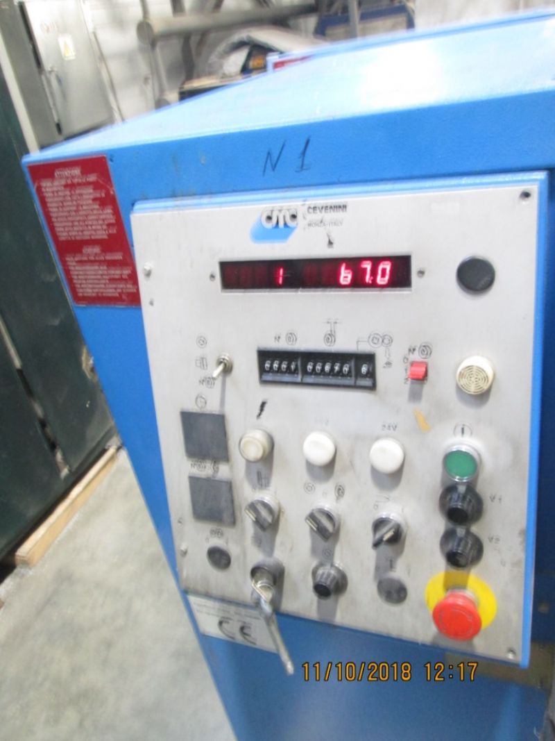 USED MACHINE MOD. ES16 F - SERIAL NO. 0301/08